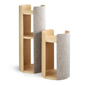 MiaCara MiaCara Torre Scratching Post Natural