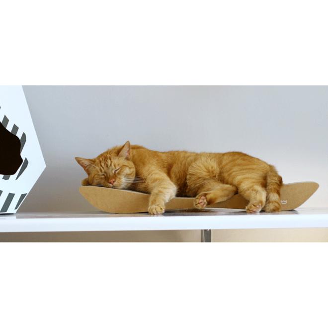 MyKotty Scratching Furniture Set Lui Black + Tobi Black