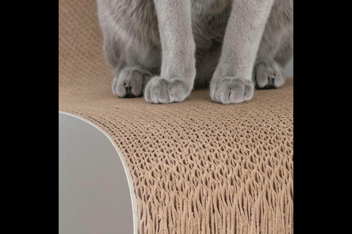 MyKotty Scratching Furniture Set Vigo + Tobi Gray