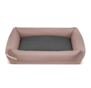 Labbvenn Labbvenn Stokke Dog Bed Pink/Grey