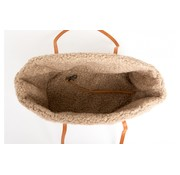 2.8 Design for dogs 2.8 Design für Hunde Innenfutter für Annie Hundetasche Wolle