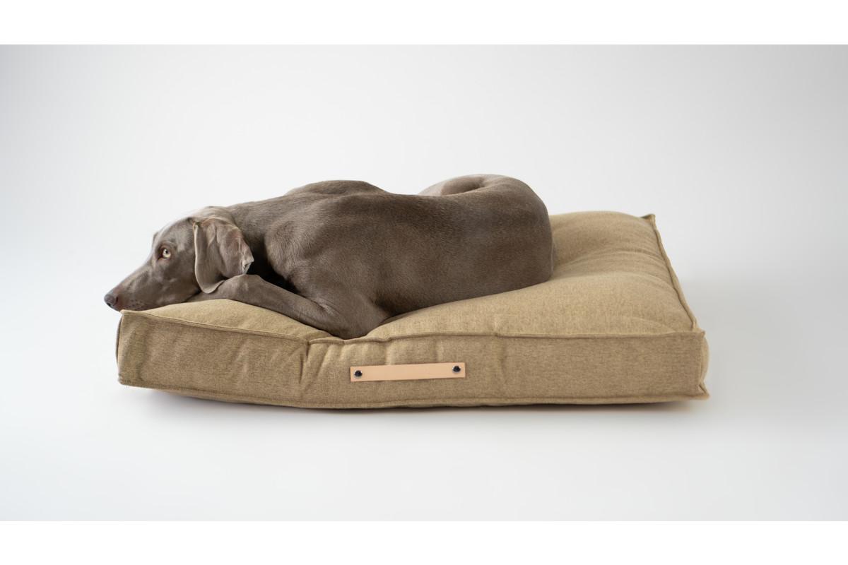 Labbvenn Movik Dog Cushion Grey