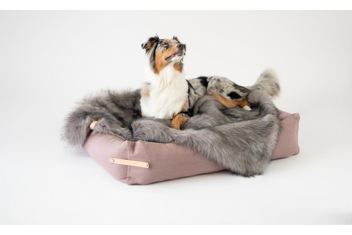 Labbvenn Föra Dog Blanket Silver