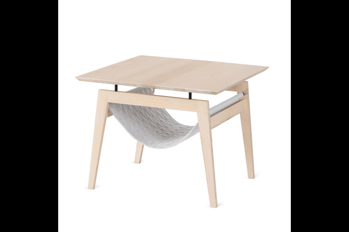 Labbvenn Kikko Tisch grau