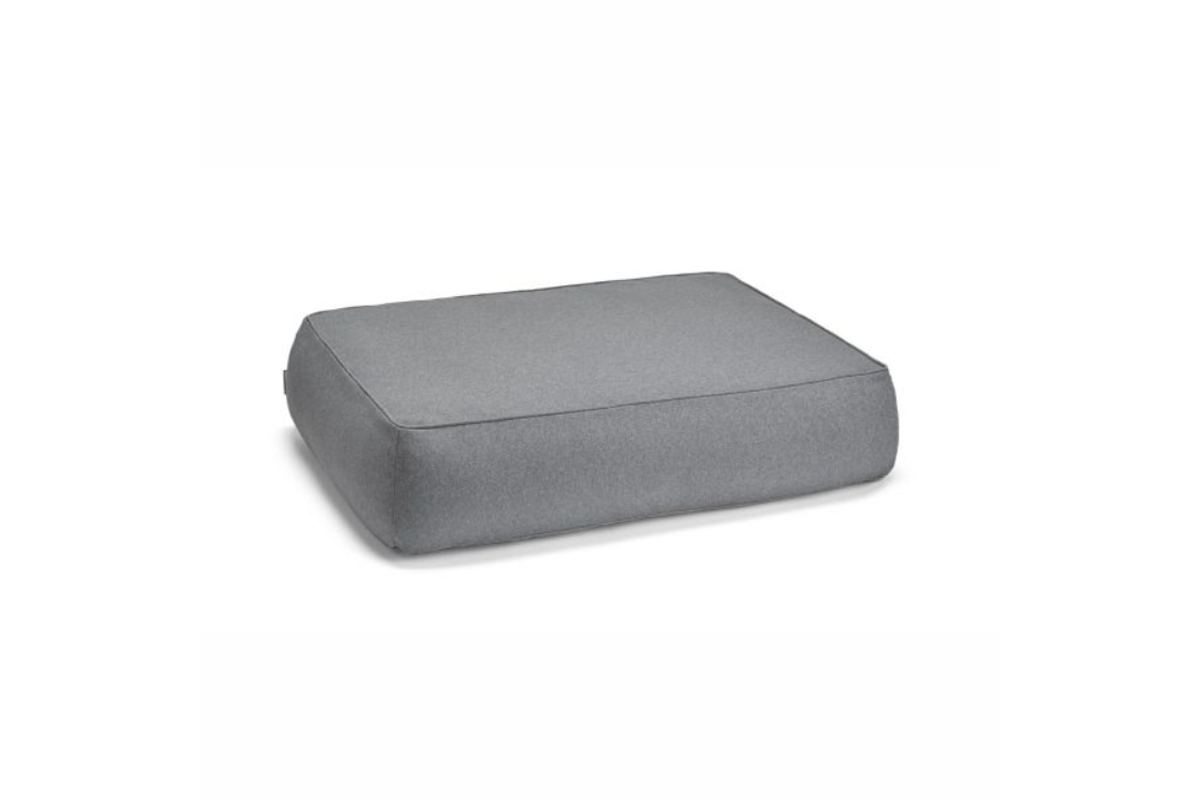 MiaCara Stella lounge cushion grey