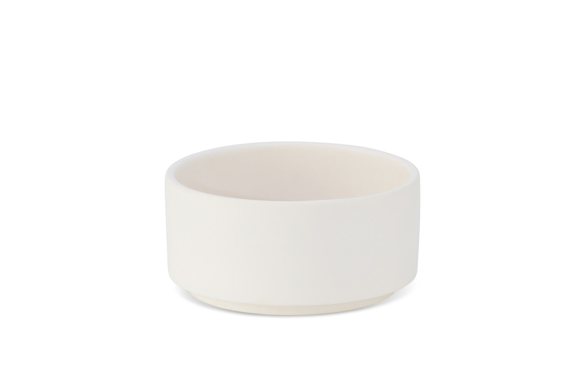 Labbvenn Vuku Ceramic Voerbak Wit