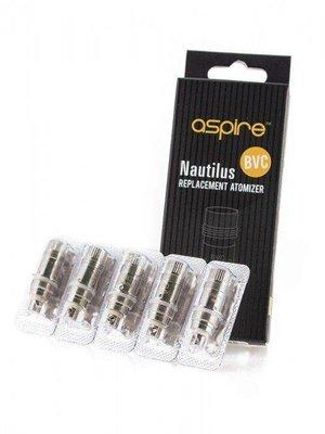 Aspire Aspire BVC Nautilus Coils - Pack of 5