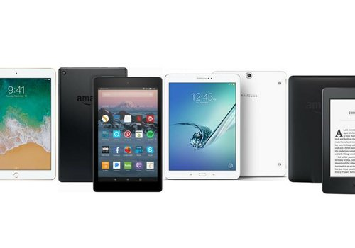 Tablets & Laptops
