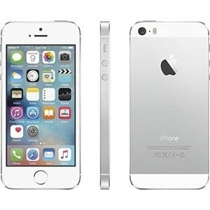 Apple iPhone 5S Zilver