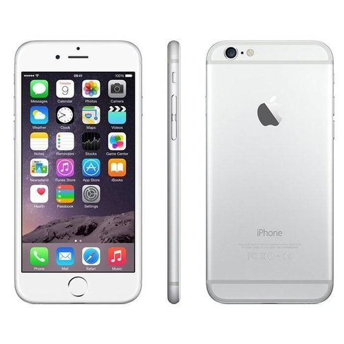 Apple iPhone 6S Plus  Zilver