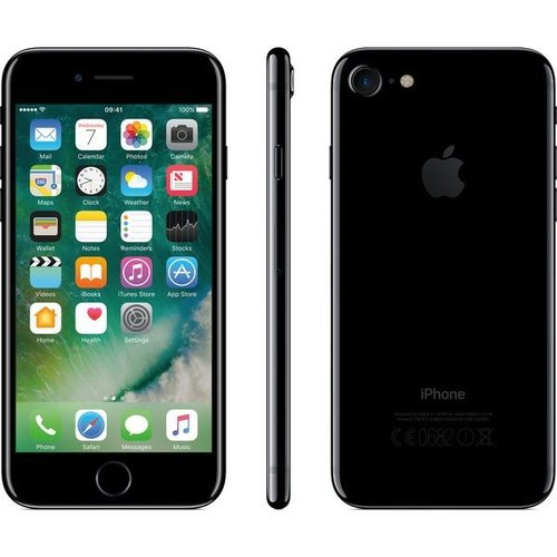 Apple iPhone 7 Jetblack 128GB