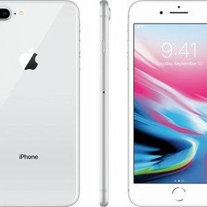 Apple iPhone 8 Plus Zilver