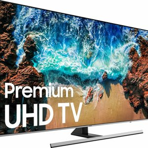 Samsung Samsung 55 inch Premium 4K Smart UHD HDR LED TV