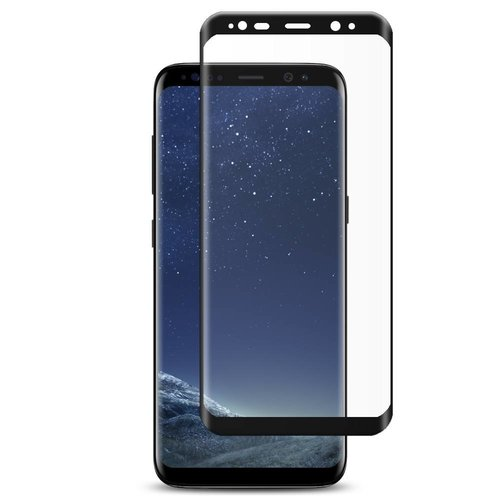 RN Communications Samsung Galaxy S8+ Tempered Glass