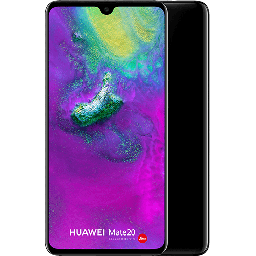 Huawei Huawei Mate 20 Black 128GB