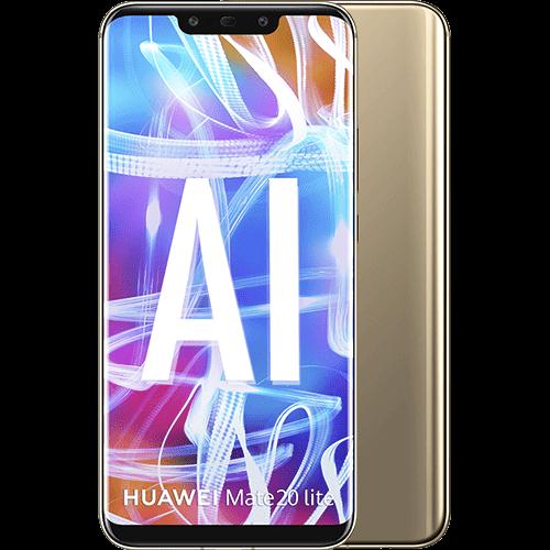 Huawei Huawei Mate 20 Lite Black 64GB