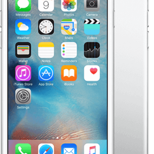Apple iPhone 6 Zilver