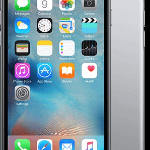 Apple iPhone 6S Plus Spacegrey