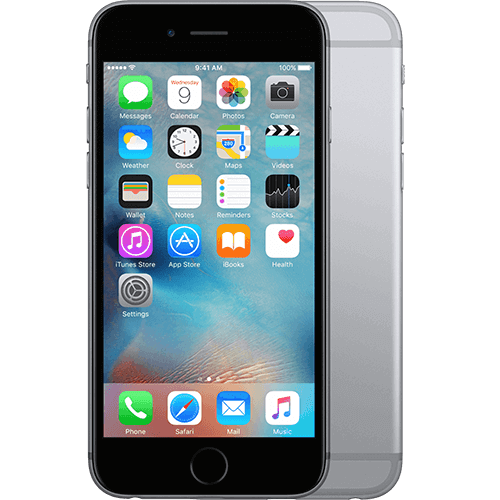 Apple Iphone 6S Plus  Spacegrey