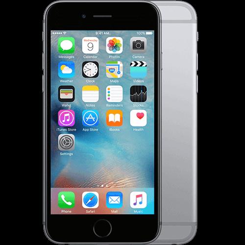 Apple iPhone 6S Spacegrey