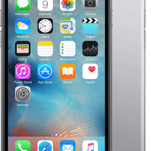 Apple iPhone 6S  Spacegrey
