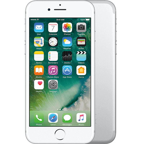 Apple iPhone 7 Zilver