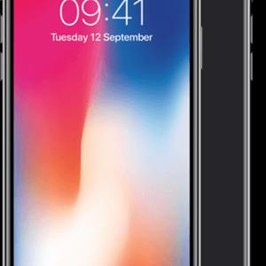 Apple iPhone X Spacegrey