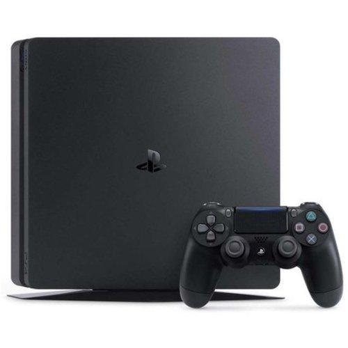 Sony Playstation 4 Slim 1 TB Zwart