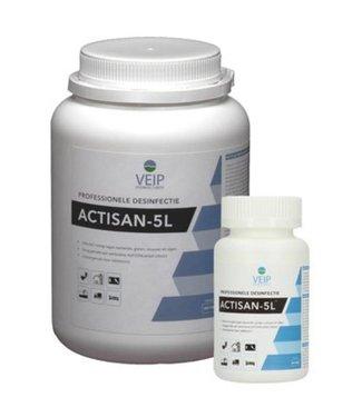 Actisan Chloortabletten Actisan 5 liter (300 stuks per pot)