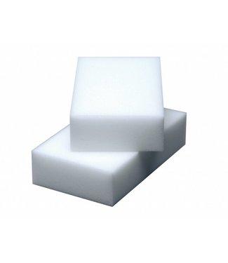 vileda Vileda Miraclean spons standard wit 10 x 6 x 2,8 cm (12 stuks)