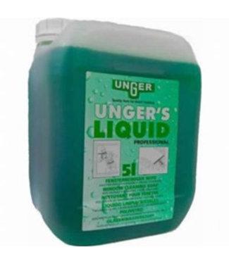 Unger Unger liquid vensterreiniger, 5 liter
