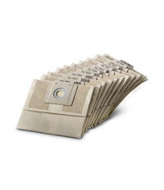 Karcher Karcher papieren filterzakken  tbv 5/1 Rugstofzuiger (10 stuks)