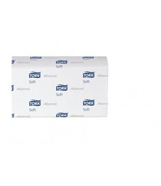 Tork Tork X-press Soft Multifold Handdoek (2-laags 21 x 136 stuks)