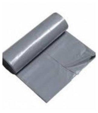 Powersterko Afvalzakken  T50 zwart / grijs 60x80cm  (per rol)