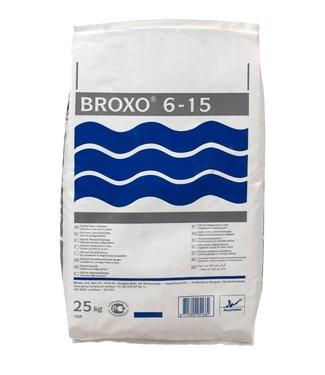 Broxo 1000 kg 40 x 25 kg zakken onthardingszout (pallet)