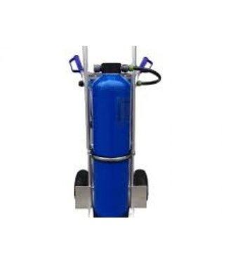 Harsfles 25 liter, gevuld