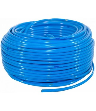 Telewash slang 5 mm safety p/m Blauw