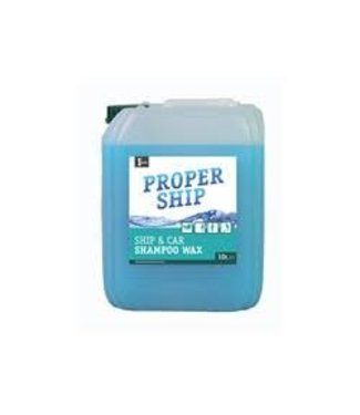 Proper ship & Car Shampoo Wax 10l