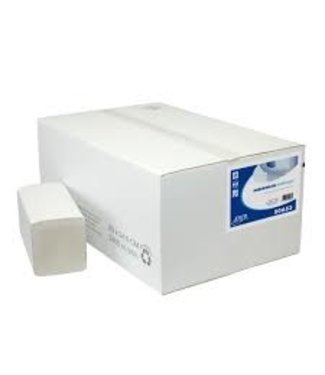 Blink Handdoekpapier 2-laags intergevouwen (218) 32 X 20,6 CM - 3000 stuks - cellulose