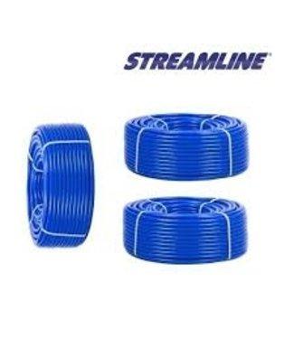 Streamline Lite slang 6 mm blauw / per meter