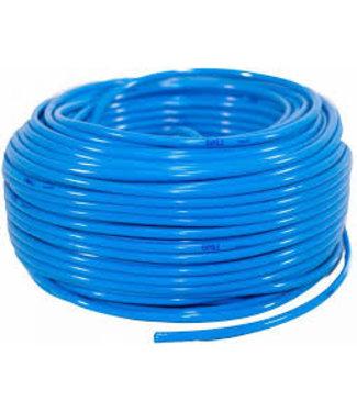 Oxpole/Daka Oxpole steelslang 5mm Blauw (per meter)
