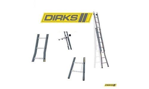 Dirks ladders en toebehoren