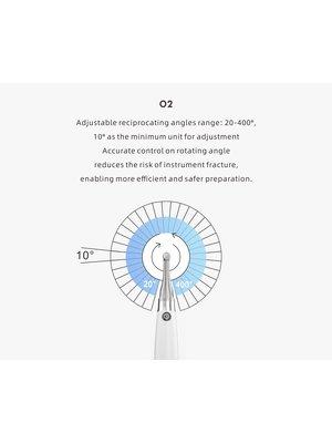 Woodpecker Endo motor radar Plus avec localisateur d'apex intégré