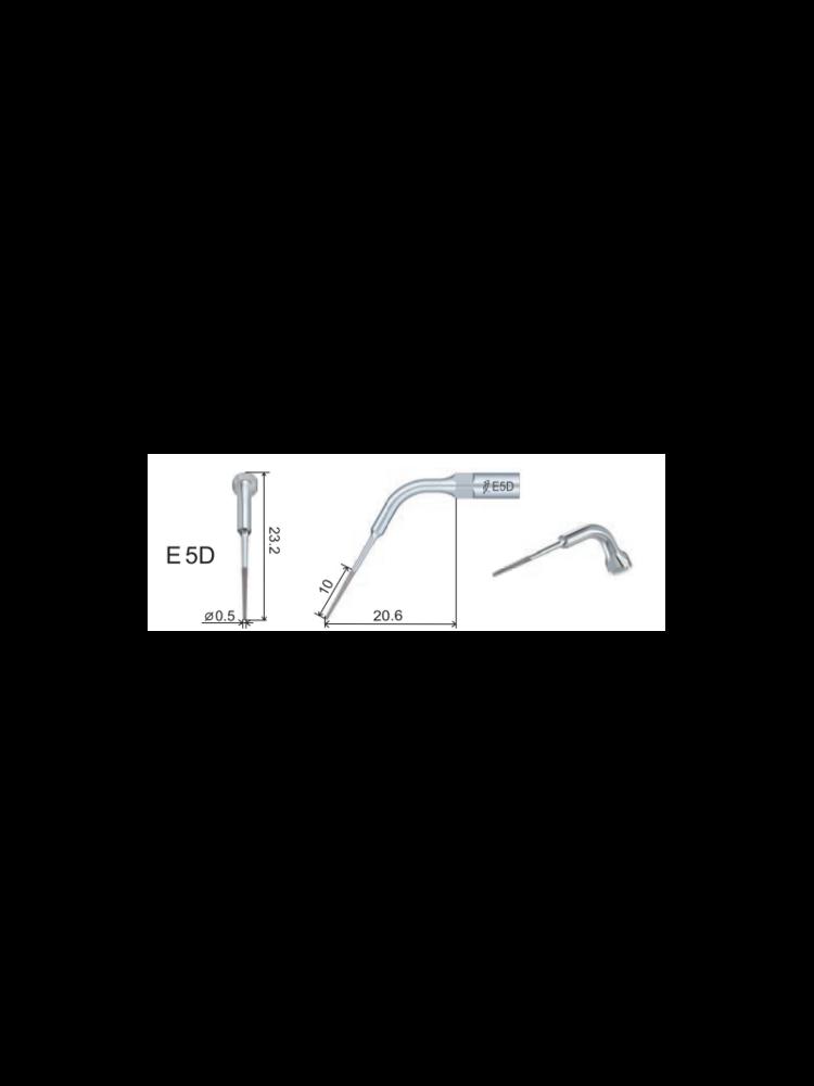 Satalec Compatibel Woodpecker Woodpecker Endo tip ED5D