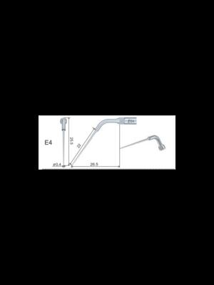 Siemens/Sirona compatibel Woodpecker Woodpecker ES4 Endo tip