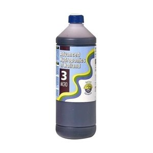 Advanced Hydroponics Dutch Formula Micro - 3