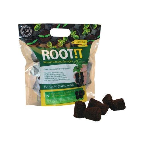 Root!t Root!t Rooting Sponges 50 refill bag