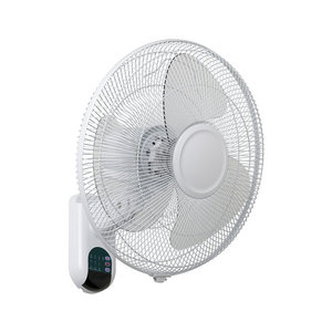Wall fan 40cm including remote control