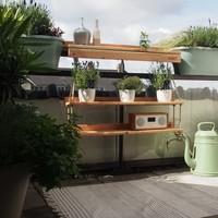 Is je balkon en terras nog niet lente klaar?