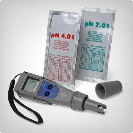 PH EC Meters & calibration liquids